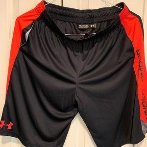 Under Armour Youth athletic shorts size YXL